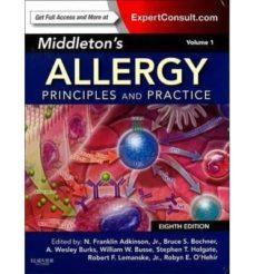 Descargar libros gratis en pdf gratis MIDDLETON S ALLERGY 2-VOLUME SET, 8TH ED. FB2 de  9780323085939