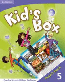 Descargar KID S BOX 5 PUPIL BOOK gratis pdf - leer online
