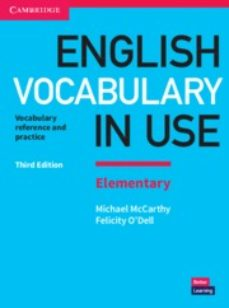 Descargar ENGLISH VOCABULARY IN USE  ELEMENTARY BOOK WITH ANSWERS gratis pdf - leer online