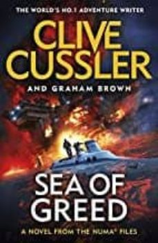 Ebook gratuito y descarga SEA OF GREED: NUMA FILES 16 DJVU (Literatura española) 9781405937139 de CUSSLER AND SCOTT