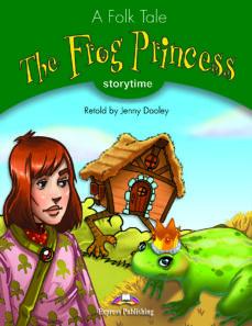 Descargar desde google books mac os x THE FROG PRINCESS S S + APP de  FB2 PDF