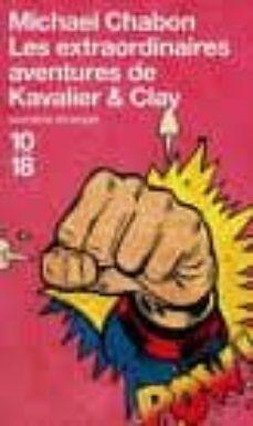 les extraordinaires aventures de kavalier et clay-michael chabon-9782264038739