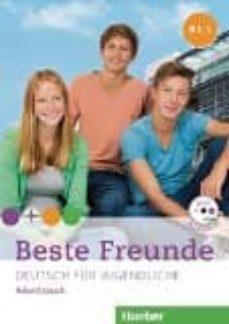 Descargar libro de ingles fb2 BESTE FREUNDE B1/1: DEUTSCH FÜR JUGENDLICHE.DEUTSCH ALS FREMDSPRACHE / ARBEITSBUCH MIT AUDIO-CD