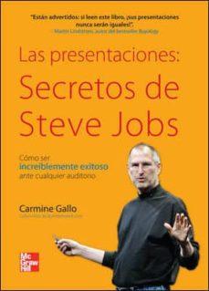 Titantitan.mx Las Presentaciones: Secretos De Steve Jobs. Como Ser Increiblemen Te Exitoso Ante Cualquier Auditorio Image