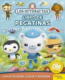 Mrnice.mx Los Octonautas: Libro De Pegatinas Image
