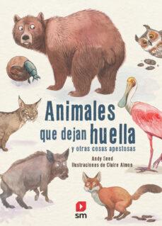 Emprende2020.es Animales Que Dejan Huella Y Otras Cosas Apestosas Image
