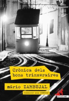 Descargar libros en pdf en linea CRONICA DELS BONS TRINXERAIRES