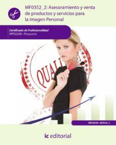 Inmaswan.es Mf0352 2 Asesoramiento Y Venta De Productos Y Servicios Para La I Magen Personal Image