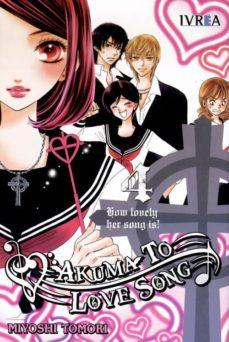 akuma to love song  nº 4-tomori miyoshi-9788415680239