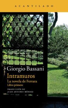 Vinisenzatrucco.it Intramuros (La Novela De Ferrara I) Image