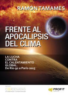 frente al apocalipsis del clima (ebook)-ramón tamames gómez-9788416583539