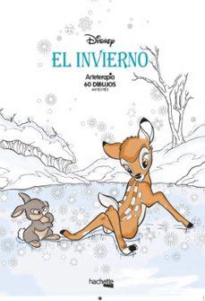 Audiolibros gratis para descargar en la computadora ARTETERAPIA: EL INVIERNO DISNEY en español iBook DJVU de  9788417240639