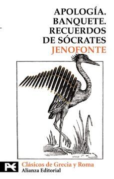 apologia. banquete. recuerdos de socrates-9788420650739