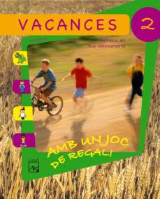 Cronouno.es Quadern Vacances 2 (Primaria) Image