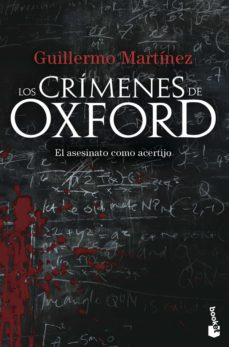 los crimenes de oxford-guillermo martinez-9788423339839
