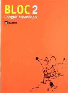 Canapacampana.it Cuadernos De Lengua Castellana: Bloc Lengua 2 (Educacion Primaria ) Image