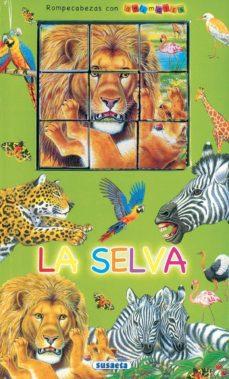 Geekmag.es La Selva (Rompecabezas De Carton) Image
