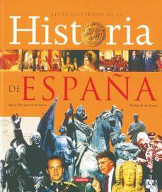 Carreracentenariometro.es Atlas Ilustrado De La Historia De España Image
