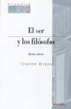 el ser y los filosofos-etienne gilson-9788431314439