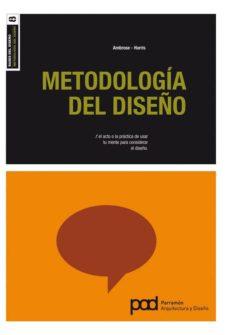 metodologia del diseño (bases del diseño nº 8)-9788434236639