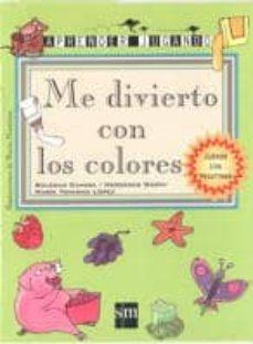 Javiercoterillo.es Me Divierto Con Los Colores (Juegos Con Pegatinas) Image
