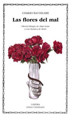 Descarga de libros de texto en español LAS FLORES DEL MAL ePub CHM MOBI 9788437609539 in Spanish