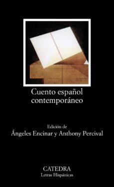 cuento español contemporaneo-9788437611839