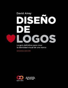 diseño de logos (2ª ed.) (espacio de diseño)-david airey-9788441537439