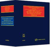 Cronouno.es Comentario A La Ley Organica De Proteccion De Datos Image