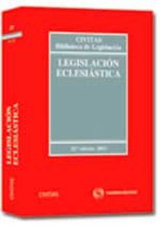 Upgrade6a.es Legislacion Eclesiastica (26ª Ed.) Image