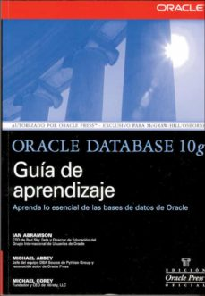oracle database 10 g: guia de aprendizaje-michael abbey-9788448142339
