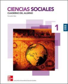 Padella.mx Ciencias Sociales 1º Eso Cuaderno Del Alumno Image