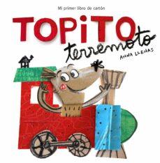 Titantitan.mx Topito Terremoto: Mi Primer Libro De Carton Image