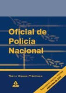 Mrnice.mx Oficial Policia Nacional: Test Y Casos Practicos Image