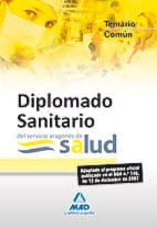 Debatecd.mx Diplomados Sanitarios Del Servicio Aragones De Salud. Temario Comun Image