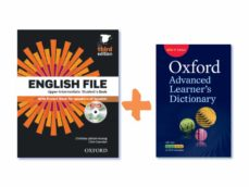 (pe) english file upper-intermediate pack with key + oxford advanced learner s dictionary 9th ed.-9788467377439