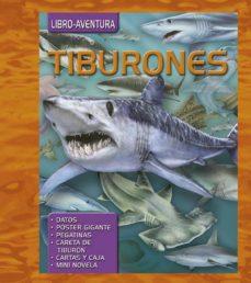 Titantitan.mx Tiburones (Libro-aventura) Image