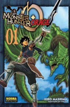 monster hunter orage vol. 1-hiro mashima-9788467904239
