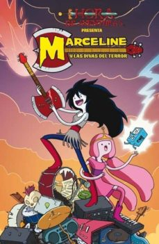 hora de aventuras presenta: marceline y las divas del terror-meredith gran-9788467914139
