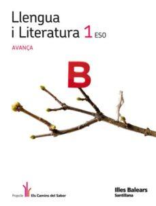 Colorroad.es Llengua I Literatura 1º Eso Avança Ed 2011 Baleares Catala Image