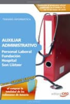 Geekmag.es Auxiliar Administrativo Personal Laboral Fundacion Hospital Son L Latzer: Temario Informatica Image