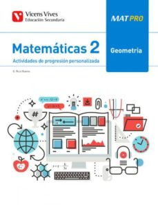 Libros de audio descargables gratis para ipad MAT PRO 2º EDUCACION SECUNDARIA GEOMETRIA de  iBook
