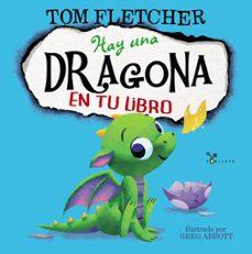 Followusmedia.es Hay Una Dragona En Tu Libro Image