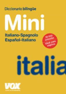 Permacultivo.es Diccionario Vox Mini Español-italiano / Italiano-spagnolo Image