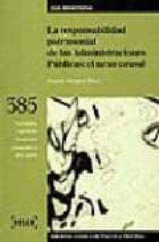 Eldeportedealbacete.es La Responsabilidad Patrimonial De Las Administraciones Publicas ( Incluye 1 Disquette) Image