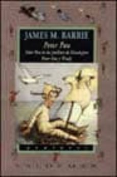 Descarga gratuita de libros electrónicos móviles PETER PAN 9788477023739 de JAMES MATTHEW BARRIE PDB in Spanish