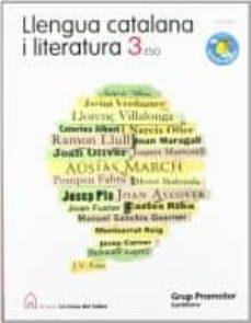 Viamistica.es Llengua I Lieratura M Lleugera Catal Ed11 3º Eso Image