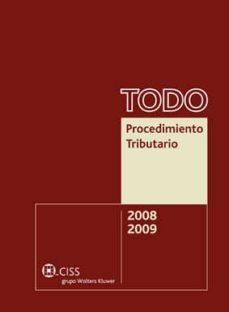 Curiouscongress.es Todo Procedimiento Tributario 2008-2009 Image