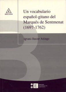Titantitan.mx Un Vocabulario Español-gitano Del Marques De Sentmenat (1697-1762 ) Image