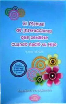 Descargas de libros electrónicos gratis para ibooks MANUAL DE INSTRUCCIONES QUE PERDISTE CUANDO NACIO TU HIJO: CASOS REALES de ANA ISABEL FRAGA SANCHEZ 9788483521939 FB2 DJVU (Spanish Edition)